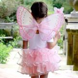 Girls 'Candy Floss Fairy' 3 Piece Dress-Up Costume