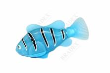 Рыбка-робот «FUNNY FISH» голубая (Robo fish)