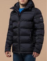 Черная комфортная куртка модель 12055