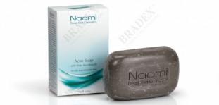 Мыло против акне с минералами Мертвого моря «NAOMI» 125 г (A