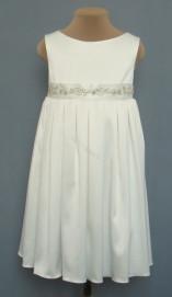 Платье для девочки Модель15/2 ЦветМолочный