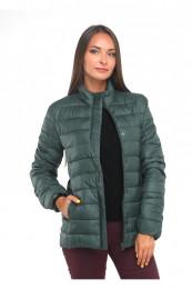 83815 Куртка (CLEVER)зелёный