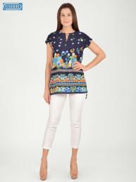 Блузка текстильная