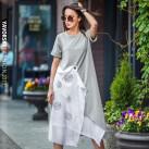 Платье в стиле бохо «Тотал»