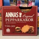 Печенье Annas Original (имбирное, с корицей) 300 гр