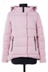 04-1510 Куртка демисезонная (синтепух 150) Плащевка Розовый