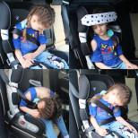 Фиксатор для головы ребенка в автокресле Автоняня Звезды