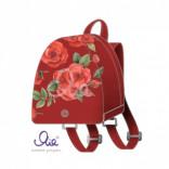 Fashion-рюкзачок Алые розы 218
