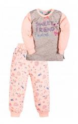 Пижама для девочки Takro