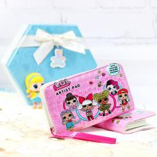 Детский кошелек Куколки