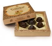 Кедровый грильяж с облепихой в шоколадной глазури. 120г