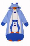 Конверт ( подклад ХБ) Пингвинчик