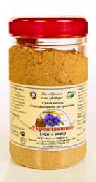 Сухой кисель с натуральными экстрактами «Укрепляющий» 200 гр