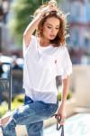Эксклюзивная футболка oversize Gepur