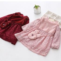 Платье (ЗИМА) BabyKids Element 4505