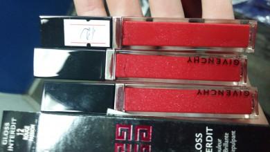 Givenchy gloss interdit блеск для губ 12