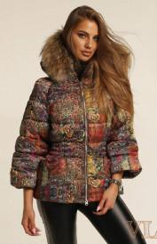 Куртка женская на изософте