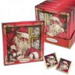 "Презент с шоколадками ""Дед Мороз"""
