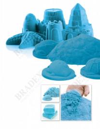 Песок для игры «ЧУДО-ПЕСОК» 1 кг голубой