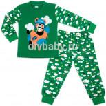 Пижама для мальчика интерлок №11