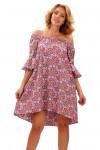 Платье 52-80 Номер цвета: 672