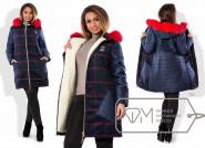Пальто Фабрика Моды (2 расцветки)