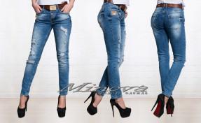 Джинсы №0766-джинс