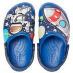 Crocs FL SpaceExp Lights Clg KBlue Jean