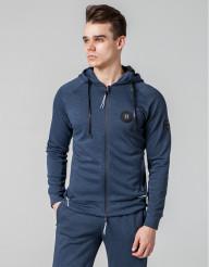 Темно-синяя толстовка спортивная Kiro Tokao удобная модель 4