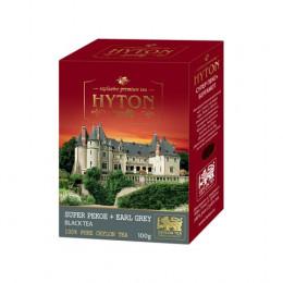 Чай Хайтон черный цейлонский с бергамотом EARL GRAY 100 гр.