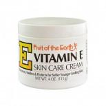 Крем для лица Fruit of the Earth Vitamin E Skin Care 113 г