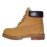 Ботинки Timberland 6 INCH Premium Boot желтые