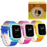 Детские часы GPS-трекер с функцией SOS