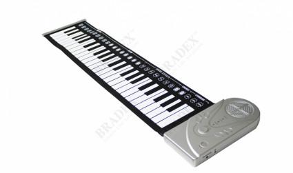 Пианино гибкое «СИМФОНИЯ» 49 клавиш (Flexible keyboard piano