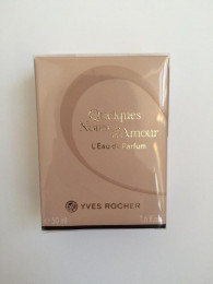 Аромат любви quelques notes d'amour Yves Rocher 50 мл