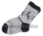 носки мужские Мод.020