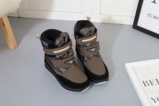 Детские дутики King Boots KB508BG Beige Бежевый