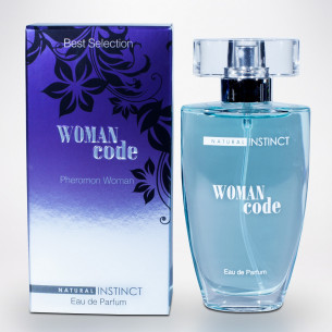 Женские духи с феромонами Natural Instinct Woman Code