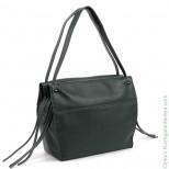 Женская кожаная сумка 73669 Грин