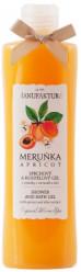 Гель для душа с экстрактом абрикоса и оливок