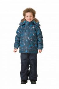 Комплект зимний: куртка и брюки TW37205 GREY
