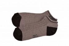 Носки из шерсти яка укороченные