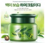 Увлажняющий крем «BIOAQUA» для лица с зеленым чаем.(6048)