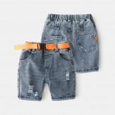 Джинсовые шорты BabyKids Element d083