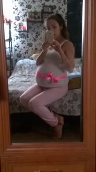 Фото 37 недели беременности