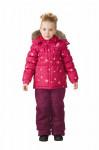 Комплект зимний: куртка и брюки TW37102 RED