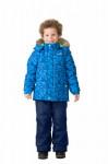 Комплект зимний: куртка и брюки TW37202 BLUE