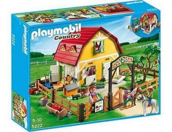 PLAYMOBIL 5222 Ферма пони