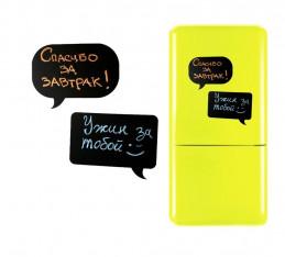 Магнитная доска на холодильник (мел) Диалог