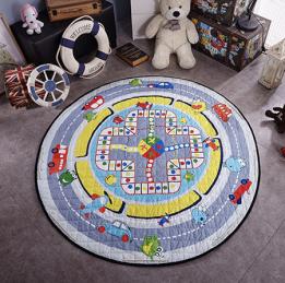 Игровой коврик-мешок